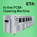 In-line PCBA Cleaning Machine Shenzhen ETA